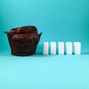 Le muffin au chocolat