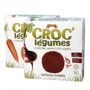 CROC' LEGUMES - Patisserie des Flandres