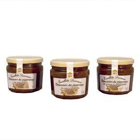 Les douceurs de marrons - Concept Fruits Cueillette Descours