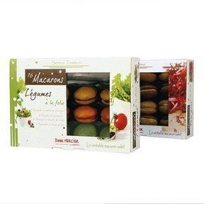Le véritable macaron salé - MERCIER DANIEL - BISCUITERIE CHOCOLATERIE