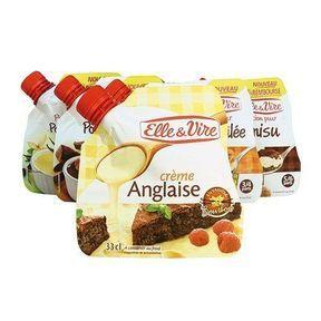 Préparation pour desserts - ELVIR Groupe SOPARIND BONGRAIN