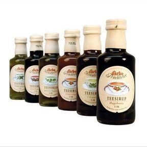 Tea Syrup - DARBO AG
