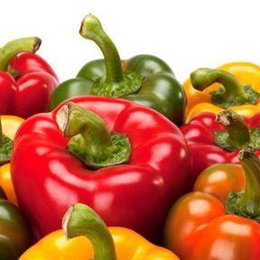 Contre les graisses : le poivron