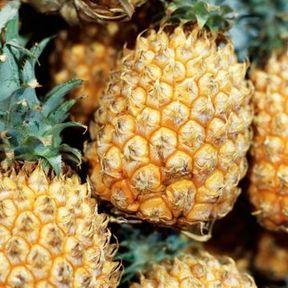 Objectif ventre plat : l'ananas