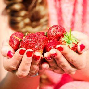 12 fraises pour faire baisser le cholestérol
