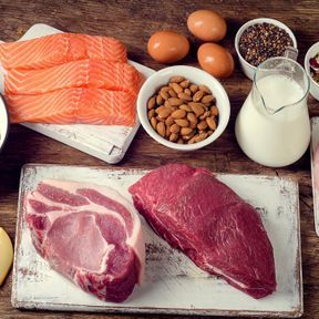 Faire le plein de protéines