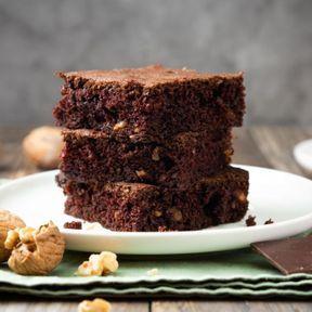 Le brownie aux haricots rouges