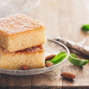 Le gâteau à la semoule
