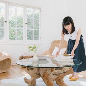 Adopter la technique de Marie Kondo