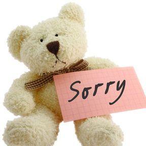 Sachez demander pardon