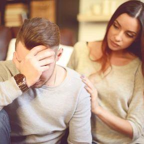 Les hommes sont moins émotifs