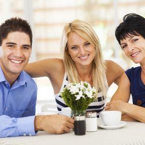 La relation avec la belle-famille