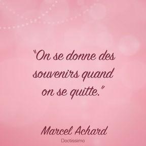 Citation de Marcel Achard