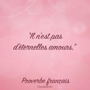 Proverbe français