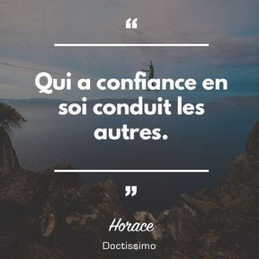 Citation d'Horace
