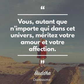 Citation de Buddha