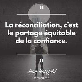 Citation de Jean Hatzfeld