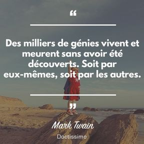Citation de Mark Twain