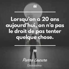 Citation de Pierre Lescure