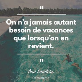 Citation d'Ann Landers