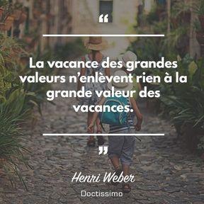 Citation d'Henri Weber