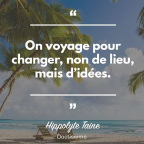 Citation d'Hippolyte Taine