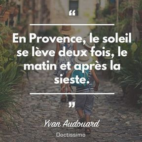 Citation d'Yvan Audouard