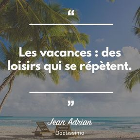Citation de Jean Adrian