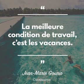 Citation de Jean-Marie Gourio