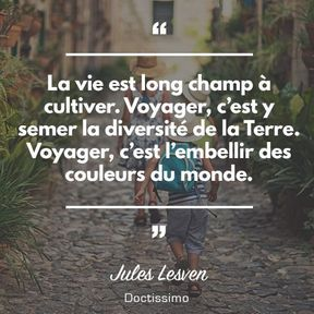 Citation de Jules Lesven