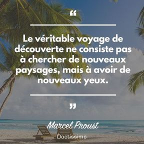 Citation de Marcel Proust