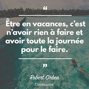 Citation de Robert Orben