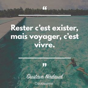 Citation Gustave Nadaud