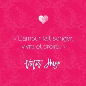 Citation De Victor Hugo 30 Citations Sur L Amour