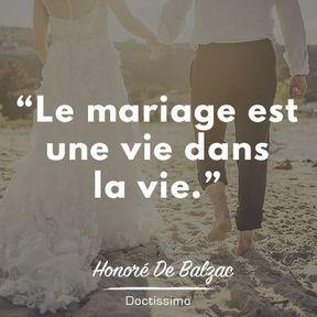 Citations Sur Le Mariage Doctissimo
