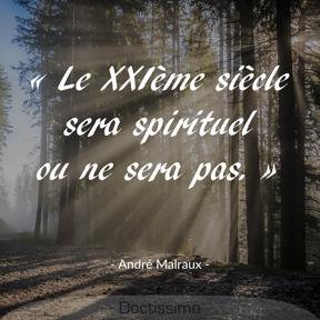 Citation d'André Malraux
