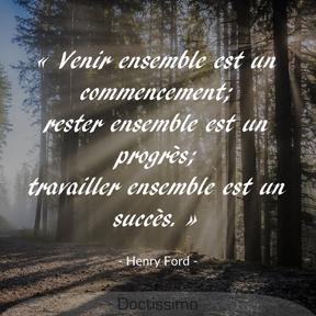 Citation d'Henry Ford