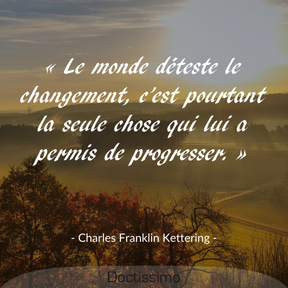 Citation de Charles F. Kettering