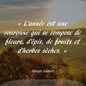 Citation de Joseph Joubert