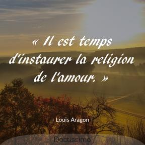 Citation de Louis Aragon