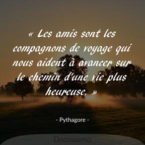 Citation de Pythagore