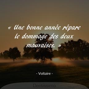 Citation de Voltaire