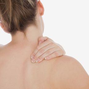 Une épaule douloureuse