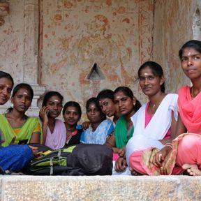 Inde : les femmes font leur entrée dans les temples