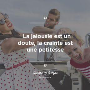 Citation d'Honoré de Balzac
