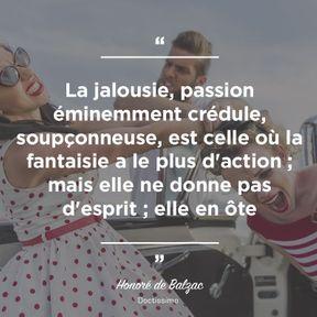 30 Citations Sur La Jalousie