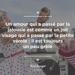 Citation de Paul Bourget