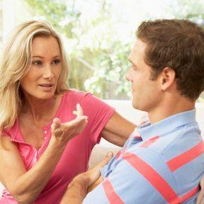 En parler avec votre partenaire