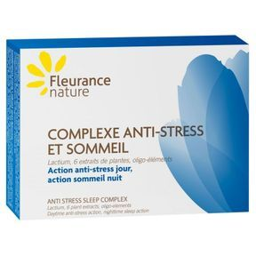 Complexe anti-stress et sommeil, Fleurance Nature