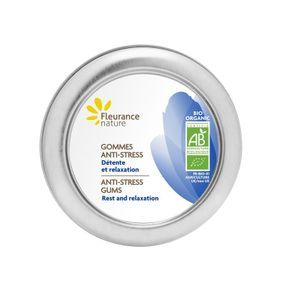 Gommes anti-stress, Fleurance Nature